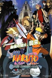 Naruto 2: As Ruínas Fantasmas nos Confins da Terra! - Poster / Capa / Cartaz - Oficial 1