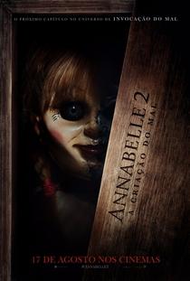 Annabelle 2: A Criação do Mal - Poster / Capa / Cartaz - Oficial 3