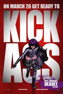 Kick-Ass - Quebrando Tudo - Poster / Capa / Cartaz - Oficial 7