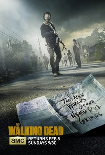 The Walking Dead (5ª Temporada) - Poster / Capa / Cartaz - Oficial 1