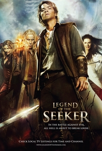 Legend of the Seeker (2ª Temporada) - Poster / Capa / Cartaz - Oficial 1