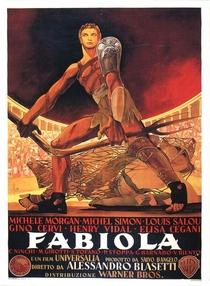 Fabíola - Poster / Capa / Cartaz - Oficial 4