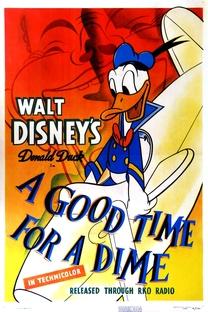 A Good Time for a Dime - Poster / Capa / Cartaz - Oficial 1