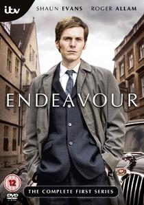 Endeavour (1ª Temporada) - Poster / Capa / Cartaz - Oficial 1