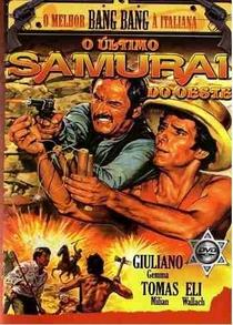 O Último Samurai do Oeste - Poster / Capa / Cartaz - Oficial 7