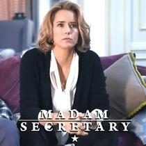 Madam Secretary (3ª Temporada) - Poster / Capa / Cartaz - Oficial 2