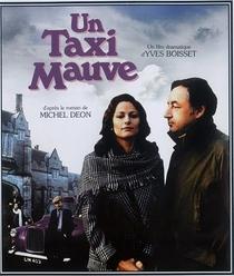 Um Táxi Cor de Malva - Poster / Capa / Cartaz - Oficial 1