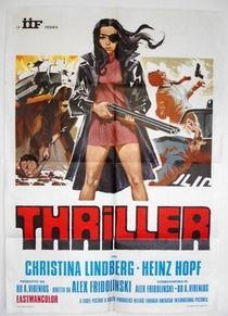 Thriller - Um Filme Cruel - Poster / Capa / Cartaz - Oficial 6
