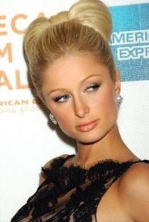 Paris Hilton - Poster / Capa / Cartaz - Oficial 1