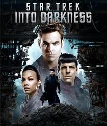 Além da Escuridão - Star Trek - Poster / Capa / Cartaz - Oficial 8