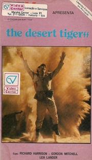 Tigres do Deserto - Poster / Capa / Cartaz - Oficial 1