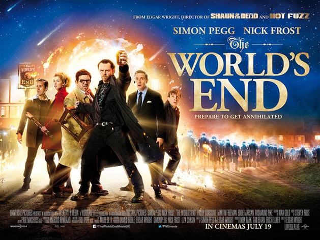 """The World's End"", fim do mundo e festival de bebidas em novo trailer"