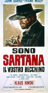 Eu Sou Sartana - Poster / Capa / Cartaz - Oficial 4