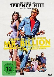 Mr. Billion  - Poster / Capa / Cartaz - Oficial 2