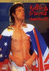 Rolling Stones - Hampton '81 - Poster / Capa / Cartaz - Oficial 1