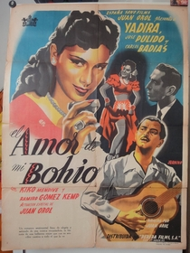 El amor de mi bohío - Poster / Capa / Cartaz - Oficial 1