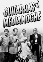 Guitarras de medianoche - Poster / Capa / Cartaz - Oficial 1