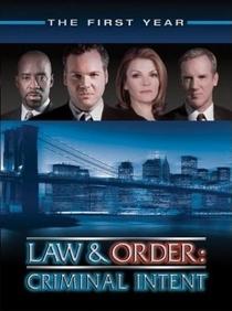 Lei & Ordem: Criminal Intent (1ª Temporada) - Poster / Capa / Cartaz - Oficial 1