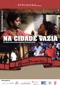 Na Cidade Vazia - Poster / Capa / Cartaz - Oficial 1