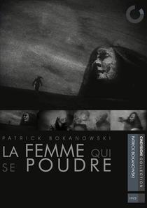 La femme qui se poudre - Poster / Capa / Cartaz - Oficial 1