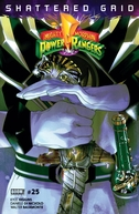 Power Rangers: Shattered Grid (Power Rangers: Shattered Grid)