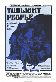 The Twilight People - Poster / Capa / Cartaz - Oficial 1