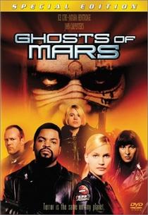 Fantasmas de Marte - Poster / Capa / Cartaz - Oficial 5