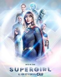 Supergirl (5ª Temporada) - Poster / Capa / Cartaz - Oficial 1