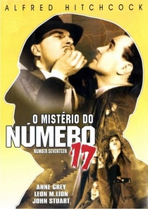 O Mistério Do Número 17 - Poster / Capa / Cartaz - Oficial 2