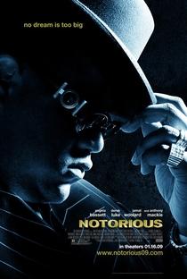 Notorious B.I.G. - Nenhum Sonho é Grande Demais - Poster / Capa / Cartaz - Oficial 1