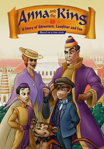 Anna and the King - Poster / Capa / Cartaz - Oficial 1