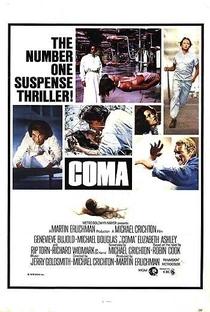 Coma - Poster / Capa / Cartaz - Oficial 1