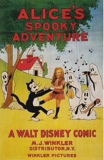 Alice's Spooky Adventure - Poster / Capa / Cartaz - Oficial 1