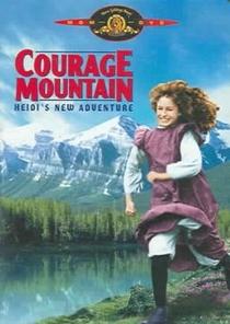 A Montanha da Coragem - Poster / Capa / Cartaz - Oficial 2