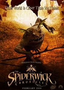 As Crônicas de Spiderwick - Poster / Capa / Cartaz - Oficial 4