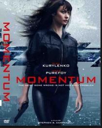 Momentum - Poster / Capa / Cartaz - Oficial 6