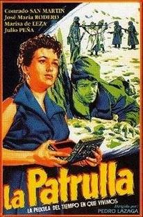 La Patrulla - Poster / Capa / Cartaz - Oficial 1