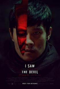 Eu Vi o Diabo - Poster / Capa / Cartaz - Oficial 10