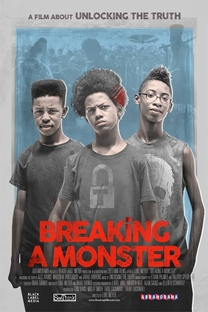 Breaking a Monster - Poster / Capa / Cartaz - Oficial 1