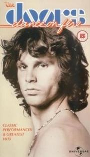 The Doors - Dance On Fire - Poster / Capa / Cartaz - Oficial 1