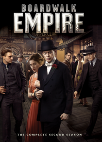 Boardwalk Empire - O Império do Contrabando (2ª Temporada) - Poster / Capa / Cartaz - Oficial 5