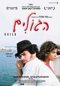 Exílios - Poster / Capa / Cartaz - Oficial 3