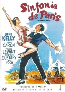 Sinfonia de Paris - Poster / Capa / Cartaz - Oficial 4