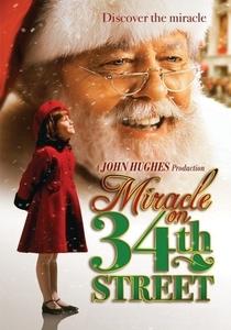 Milagre na Rua 34 - Poster / Capa / Cartaz - Oficial 4