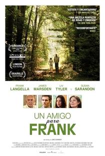 Frank e o Robô - Poster / Capa / Cartaz - Oficial 3