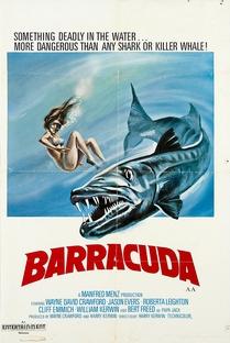 Barracuda - O Projeto Lúcifer - Poster / Capa / Cartaz - Oficial 2