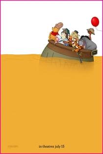 O Ursinho Pooh - Poster / Capa / Cartaz - Oficial 3