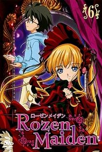 Rozen Maiden (1ª Temporada) - Poster / Capa / Cartaz - Oficial 12
