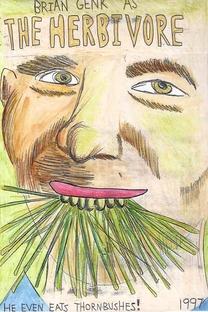 The Herbivore - Poster / Capa / Cartaz - Oficial 1