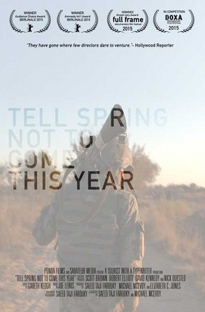 Tell Spring Not to Come This Year - Poster / Capa / Cartaz - Oficial 1